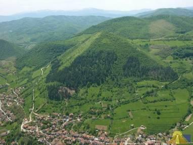 Боснийская Пирамида Солнца, Високо, Босния-Герцеговина