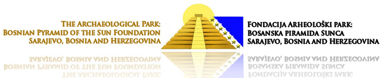 Bosnian Pyramid of the Sun - Logo