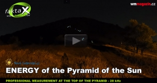 ENERGY OF THE PYRAMID OF THE SUN