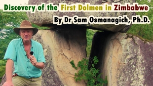 Discovery of the First Dolmen in Zimbabwe