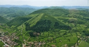 Bosnian Pyramid among the Top 10 most powerful Energy Centers of the World