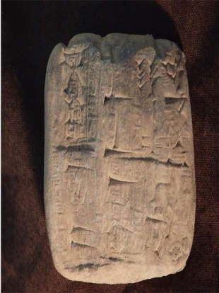 Those ancient artifacts that were illegally smuggled to Hobby Lobby are headed home to Iraq