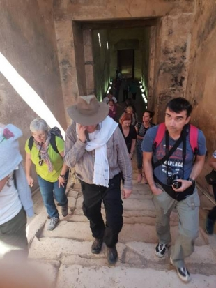 IMPRESSIONS ON 'JOURNEY TO ANCIENT EGYPT 2018'