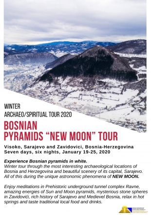WINTER ARCHAEO/SPIRITUAL TOUR 2020