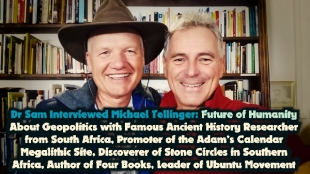 Dr Sam Interviewed Michael Tellinger: Future of Humanity