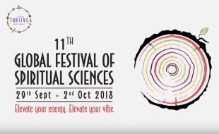 11th Global Festival of Spiritual Sciences