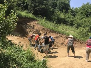 FIRST SHIFT OF  EXPEDITIONS TO THE BOSNIAN PYRAMIDS WITH VOLUNTEERING IS ALMOST FINISHED