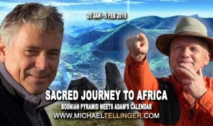 SACRED JOURNEY TO AFRICA