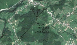 A Geoglyphic Study of the Bosnian Pyramids