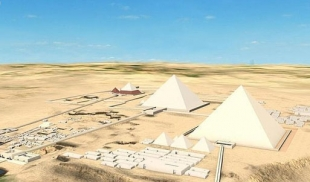 BUILDING THE EGYPTIAN PYRAMIDS