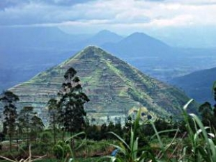 Sadahurip Mountain in Garut, West Java (Turangga Seta)