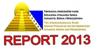 ARCHAEOLOGICAL REPORT - SEASON 2013