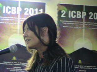 PHOTO GALLERY: SPEAKERS AT THE ICBP CONFERENCE