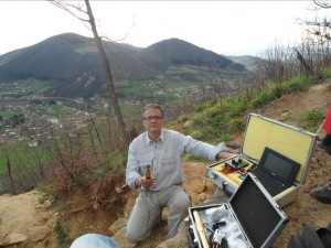 Electrical Engineer Goran Samoukovic: Schuman's resonance measured on Bosnian Pyramids
