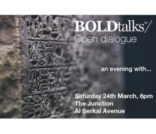 BOLDTALKS, DUBAI, MARCH 24: GUEST DR SAM OSMANAGICH