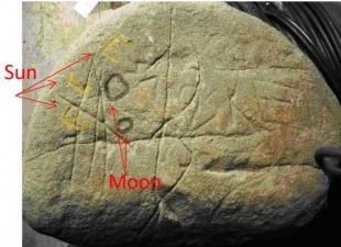 The Visoko Stone: a 100,000 Years-Old Star Map