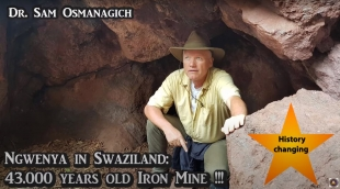 NGWENYA IN SWAZILAND: 43.000+ YEAR OLD IRON MINE!!!