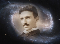 """Harmony of Heaven and Earth in Tesla's work"""