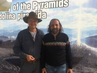 NASSIM HARAMEIN VISITED BOSNIAN PYRAMIDS
