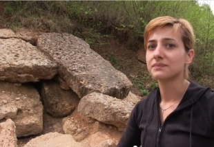 Interviews with archaeologist Anela Preljevic and geologist Mejra Kozlo