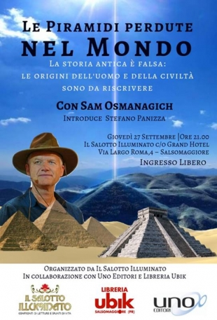 LECTURE BY DR. SAM OSMANAGICH IN NORTHERN ITALY