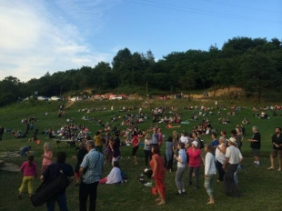 "FESTIVAL FOR SUMMER SOLSTICE 2018 IN PARK ""RAVNE 2"", VISOKO, BOSNIA"
