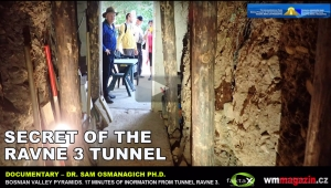 SECRET OF THE RAVNE 3 TUNNEL – DR. S. OSMANAGICH PH.D.