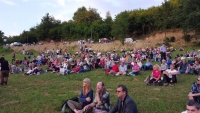 "Beautiful Summer Solstice event at the ""Archaeological-Tourist Park Ravne 2"""