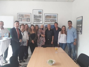 THE FOUNDATION WELCOMES THE OPENING OF THE TOURIST CENTER IN VISOKO