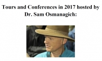 Tours and Conferences in 2017 hosted by Dr. Sam Osmanagich: