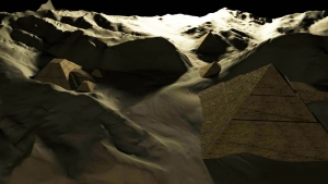 4D VIZUALIZATION OF THE BOSNIAN VALLEY OF THE PYRAMIDS