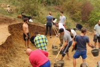 "THIS YEAR'S ""EXPEDITION TO THE BOSNIAN PYRAMIDS WITH VOLUNTEERING"" IS ENDING WITH THE EIGHT SHIFT"