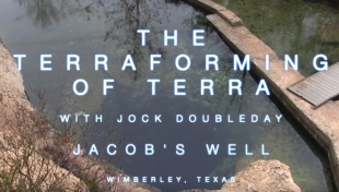 """The Terraforming of Terra - Jacob's Well, Wimberley, Texas, November 29, 2019"""