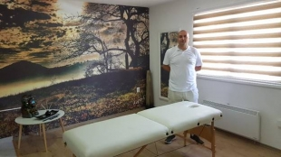FOUNDATION HAS OPENED CENTER FOR THE THERAPEUTIC MASSAGE AND CHIROPRACTIC RAVNE