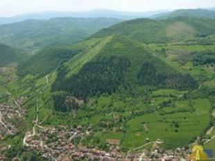 DISCOVERY OF THE TESLA'S TORSION FIELDS ABOVE THE BOSNIAN PYRAMIDS