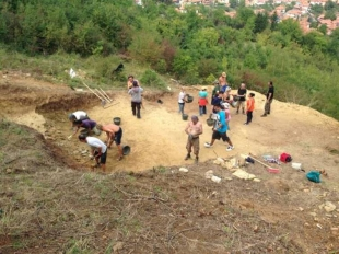 "CONTINUATION OF ""EXPEDITION TO THE BOSNIAN PYRAMIDS WITH VOLUNTEERING"", THE SEVENTH SHIFT IS IN VISOKO NOW"
