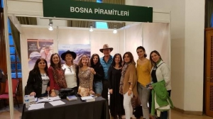 SUCCESSFUL PRESENTATION OF BOSNIAN PYRAMIDS IN ISTANBUL