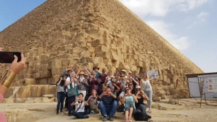 FABULOUS JOURNEY TO ANCIENT EGYPT HOSTED BY DR. SAM OSMANAGICH IS COMPLETED