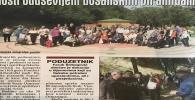 Dnevni Avaz 16.09.2019.: Gosti oduševljeni bosnskim piramidama