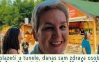 'Dolazeći u tunele, danas sam zdrava osoba!'