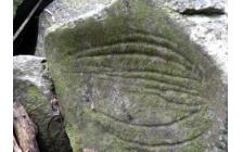 Petroglyphs on the Rock of Rah, Vanuatu