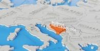 Bosna i Hercegovina jutros otvorila granice za sve strance sa negativnim PCR testom