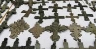 Bogata arheološka zbirka iz Ukrajine zaplijenjena na granici Srbije