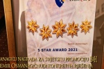 Osmanagiću nagrada za svjetsku promociju BiH