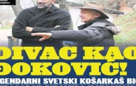 DIVAC KAO ĐOKOVIĆ!