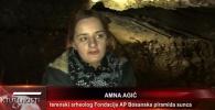 """AMNA AGIĆ- NOVI MLADI ARHEOLOG FONDACIJE AP """"BOSANSKA PIRAMIDA SUNCA"""""""
