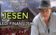 Dr Semir Osmanagić: OVO je samo priprema za Jesen. Sledi FINANSIJSKI kolaps!