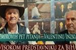 Semirovih pet pitanja Valentinu Inzku