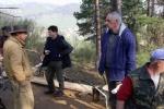 FOTOPRIČA – APRIL 2006., OTKRIĆE BOSANSKE PIRAMIDE SUNCA