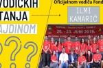 Vodičkih pet pitanja s Ajdinom... Ilmi Kamarić